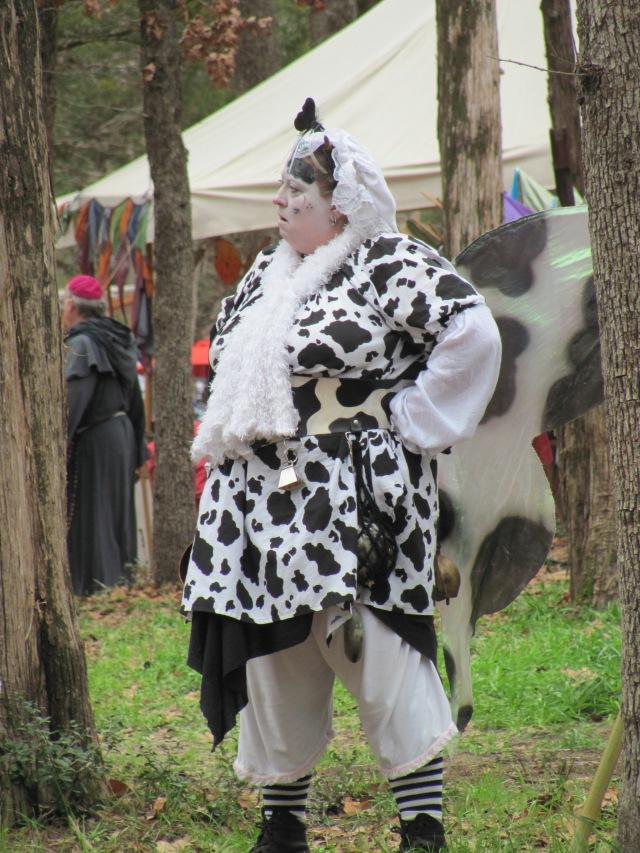 Cow Fairy